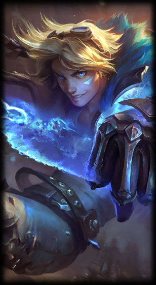 Ezreal - Liquipedia League of Legends Wiki