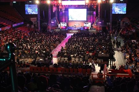 2009 BATOO OSL finals venue.JPG